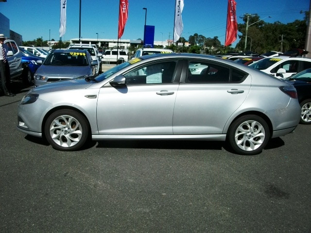 2012 M.g. Mg6 IP2X Turbo GT SE Hatchback