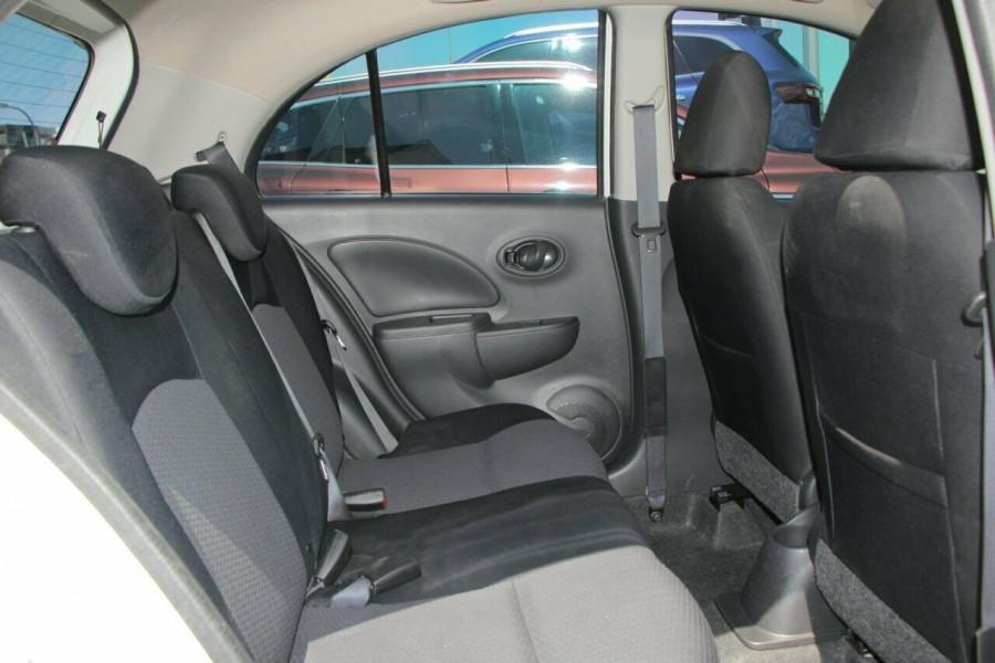 2014 MY13 Nissan Micra K13 ST-L Hatchback