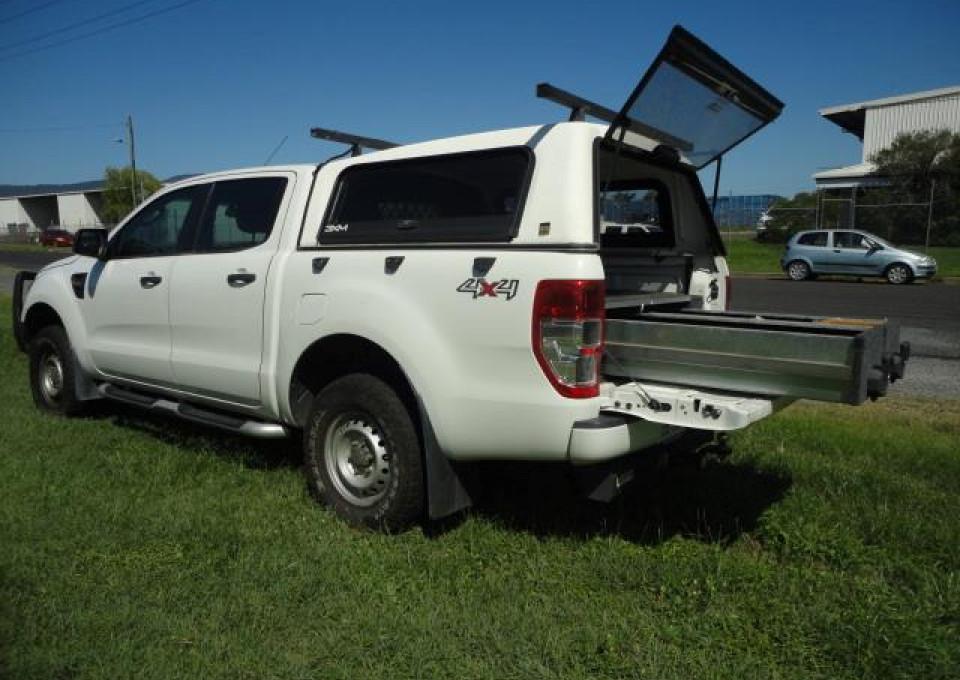 2012 Ford Ranger PX XL Utility - dual cab
