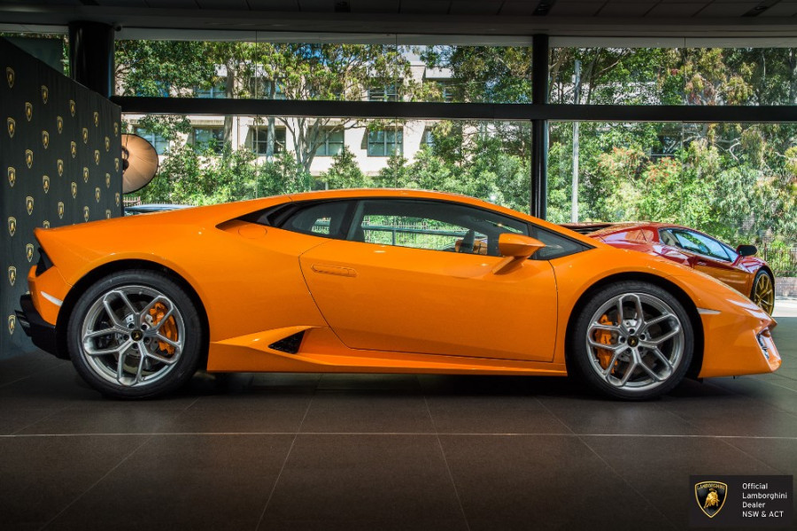 2016 Lamborghini Huracan Lp580 2 Coupe For Sale In Sydney