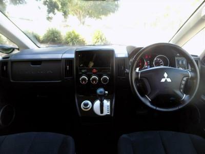 2015 Mitsubishi Delica CV1W Chamonix Wagon