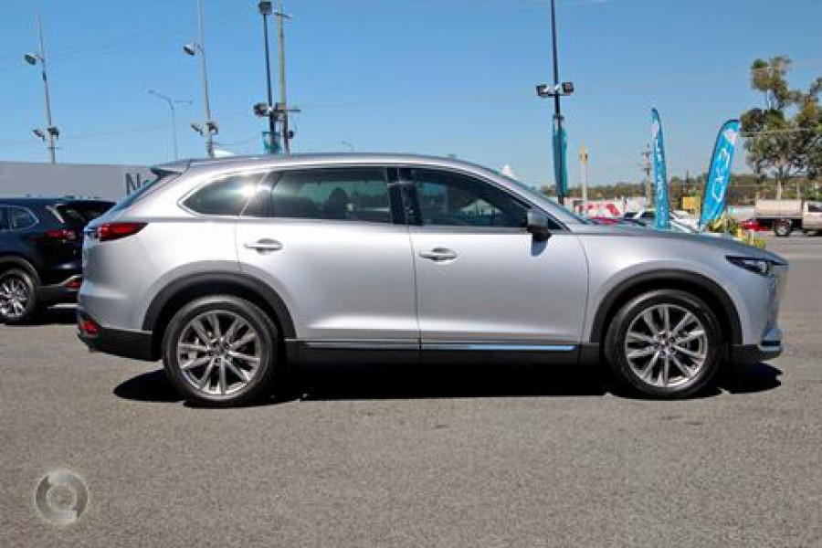 2016 MY17 Mazda CX-9 TC GT Wagon