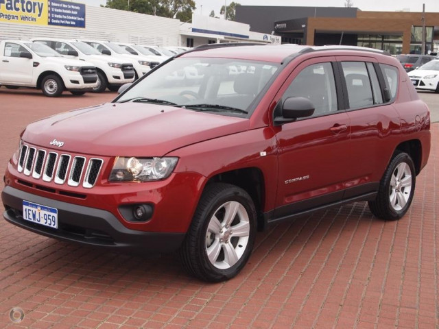 2014 my15 jeep compass sport wagon for sale in albany world of cars. Black Bedroom Furniture Sets. Home Design Ideas