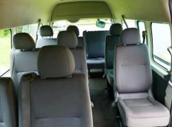 2007 Toyota Hiace TRH223R Comm Bus