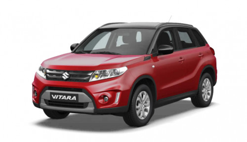 2017 Suzuki Vitara LY GL + Wagon