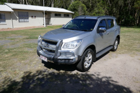 2015 Holden Colorado 7 RG  LTZ Wagon