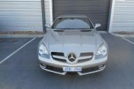 2008 MY09 Mercedes-Benz Slk350 R171  Convertible