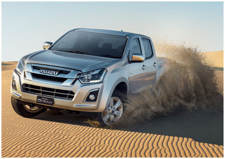 D-MAX 4x4 and 4x2