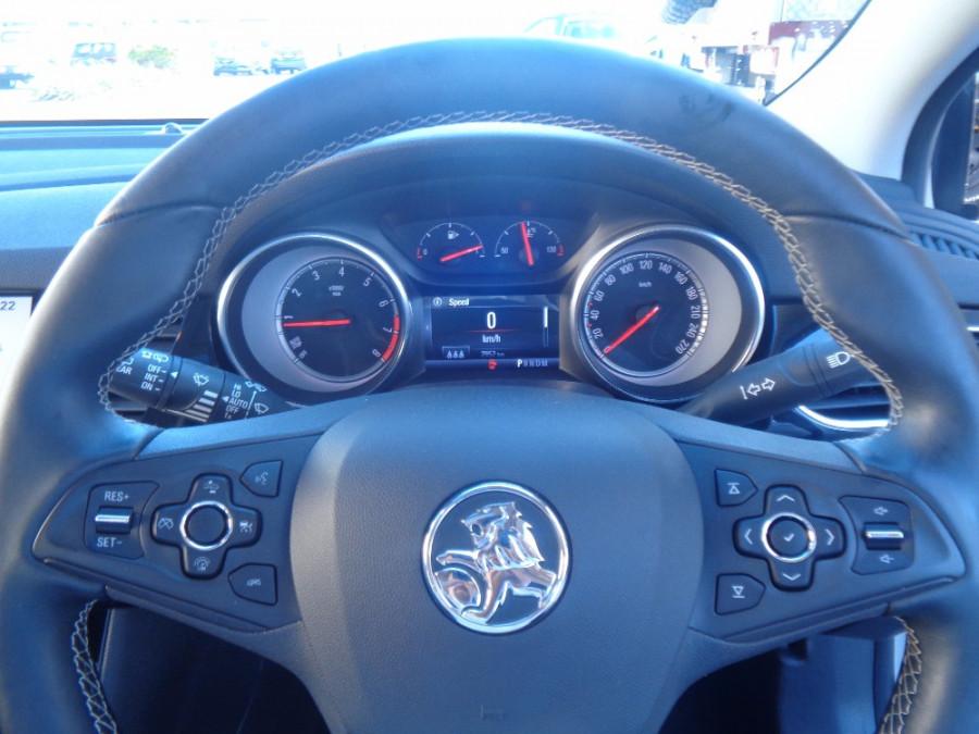 2017 Holden Astra PJ RS-V Hatchback
