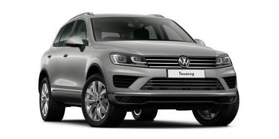 2016 MY17 Volkswagen Touareg 7P V6 TDI Wagon