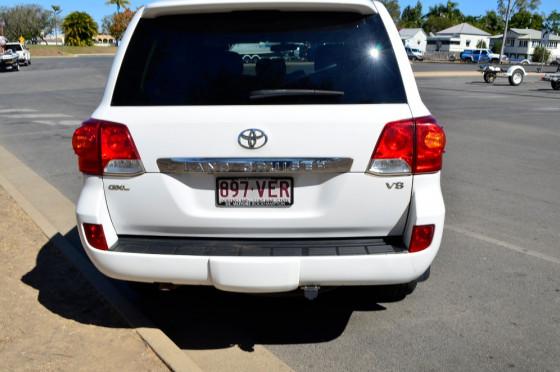 2014 MY13 Toyota Landcruiser VDJ200R  GXL Wagon