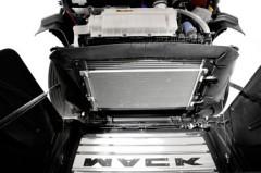 Radiator intake