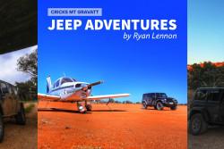 1 Jeep Wrangler, 7500km & 11 Days - Part 1