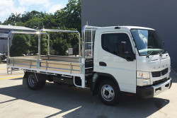 Fuso Canter Wide Cab 515 Duonic