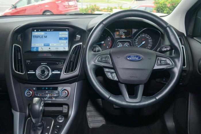 2017 MY16.75 Ford Focus LZ Titanium Hatch Hatchback