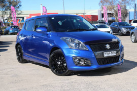 Suzuki Swift SPORT FZ MY14