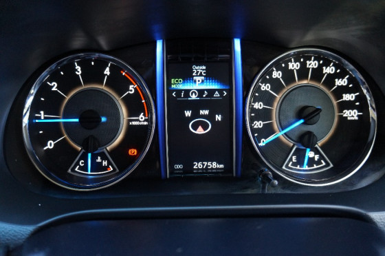 2016 Toyota Fortuner GUN156R Crusade Wagon