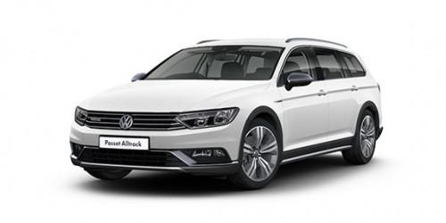 2017 Volkswagen Passat Alltrack 3C (B8) 140TDI Wagon