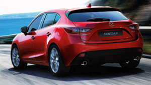 Mazda3 SKYACTIV Technology