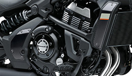 Vulcan S SE Liquid Cooled Parallel Twin Engine