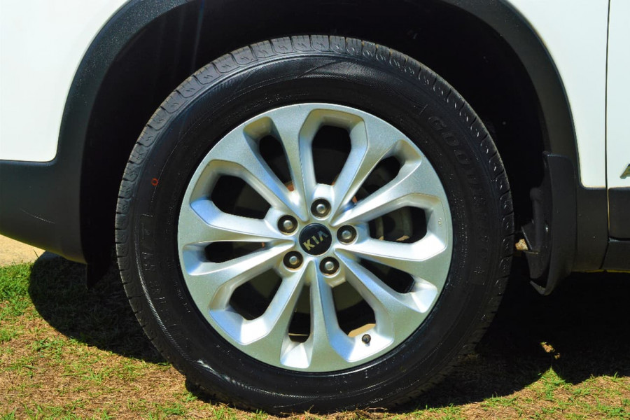 2012 Kia Sorento XM  SLi Wagon