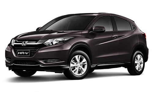 2017 MY16 Honda HR-V (No Series) MY16 VTi Hatchback