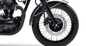 2016 W800 SE Large Diameter Wheels