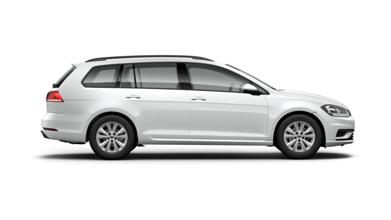 New Golf Wagon 110TSI Trendline 7 Speed DSG