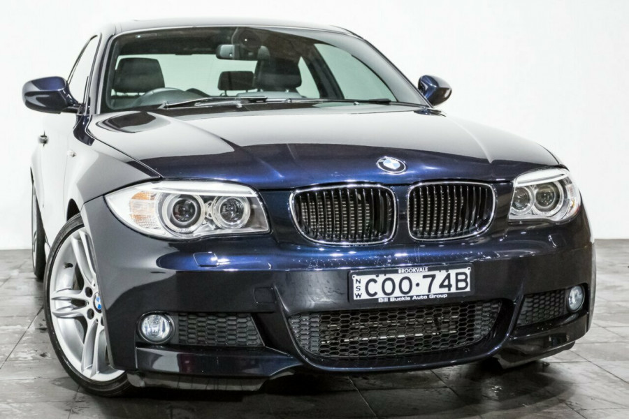 2013 My12 Bmw 120i E82 Lci My1112 Steptronic Coupe For Sale In Sydney Autosports Group