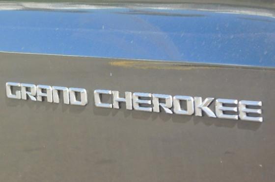 2014 MY15 Jeep Grand Cherokee WK  SRT Wagon
