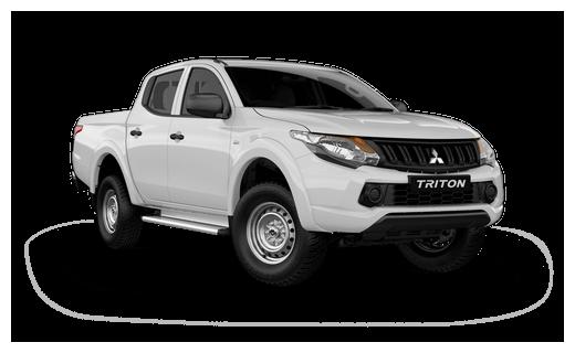 17MY TRITON GLX 4WD DOUBLE CAB MANUAL