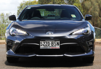 2017 Toyota 86 ZN6 GTS Coupe