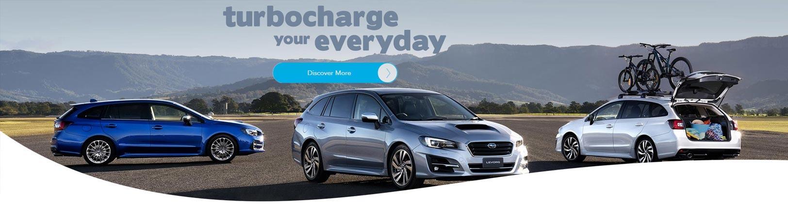 Turbocharge your everyday