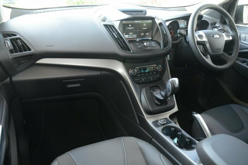 2016 MY16.5 Ford Kuga TF MKII Trend PwrShift AWD Wagon