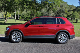 2016 MY17 Volkswagen Tiguan 5N Trendline Wagon