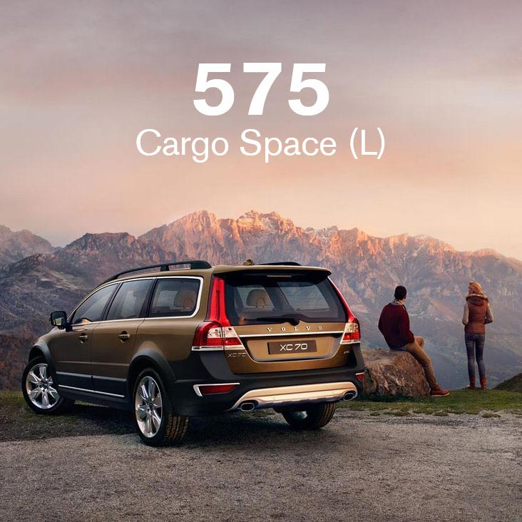 XC70 Room for adventure