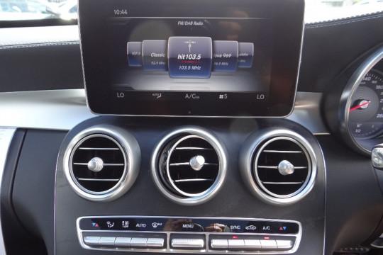 2016 Mercedes-Benz C250 S205 Wagon