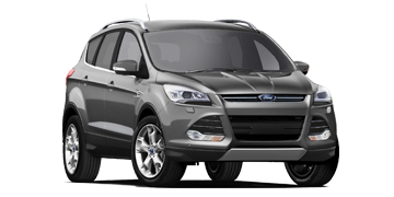 New Ford Kuga