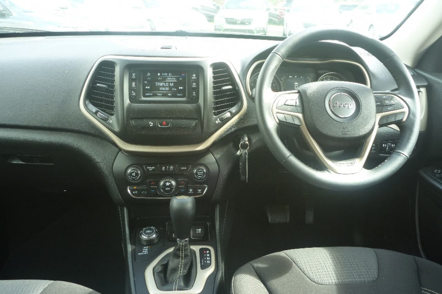 2014 MY15 Jeep Cherokee KL Longitude Wagon