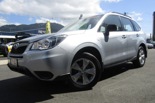 Subaru Forester 2.0D S4 MY13