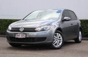 Volkswagen Golf 1.4T VI  118TSI Comfrtline HBK DSG 7sp