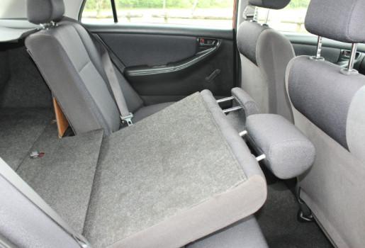2003 Toyota Corolla ZZE122R ASCENT Hatchback