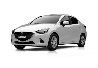 Mazda 2 Neo Sedan DJ Series