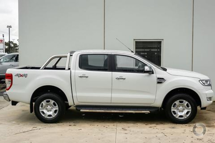 2016 Ford Ranger PX MkII 4x4 XLT Double Cab Pickup 3.2L Utility - dual cab