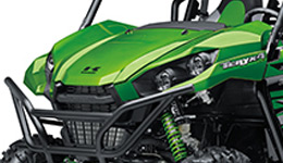 2017 Teryx4 LE Styling
