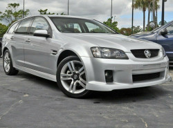 Holden Commodore SV6 Sportwagon VE MY09.5
