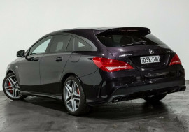 2016 MY06 Mercedes-Benz CLA45 X117 806MY AMG Shooting Brake SPEEDSHIFT DCT 4MATIC Wagon