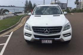 Mercedes-Benz Ml250 BlueTEC W166