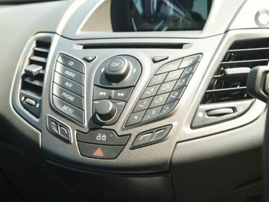 2016 MY15 Ford Fiesta WZ Ambiente Hatchback