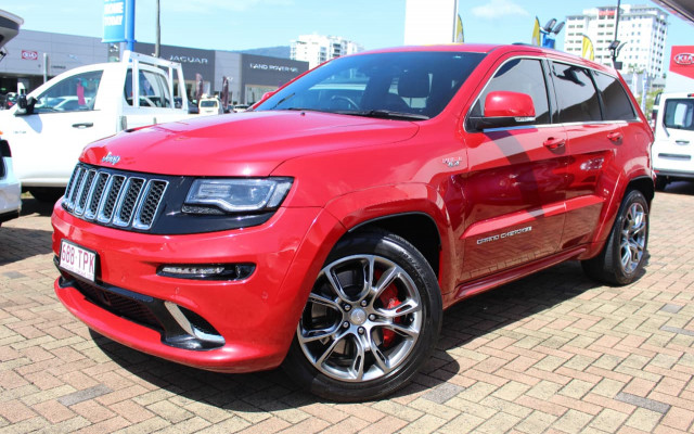 Jeep Grand Cherokee SRT WK MY14